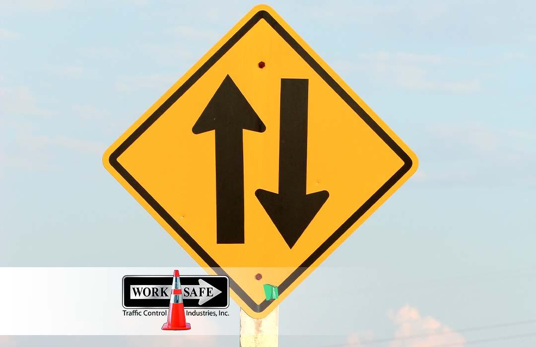 2 Way Signs