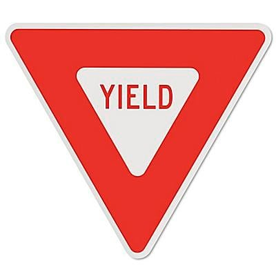 History Of The Yield Sign Updated Version