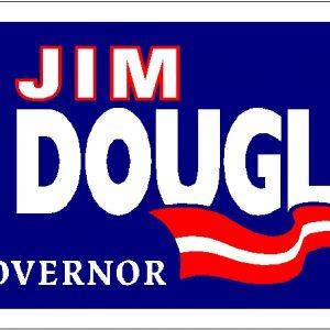 Jim Douglas Banner