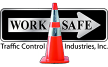 Worksafe Traffic Control Industries logo