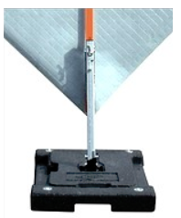 DSB100 Stacker Sign Stand