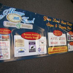 Tables Banner Displays 028