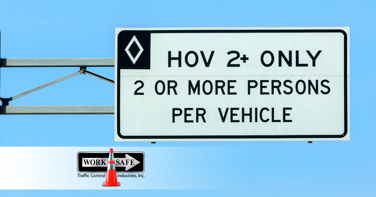 What Does 'hov' Mean On Highway Signs