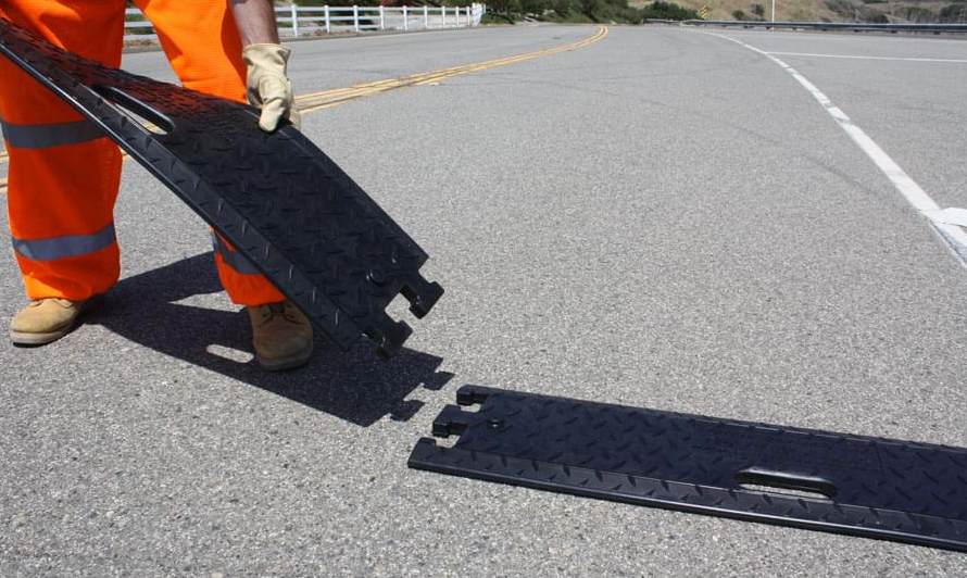 TrafFix Alert Rumble Strip