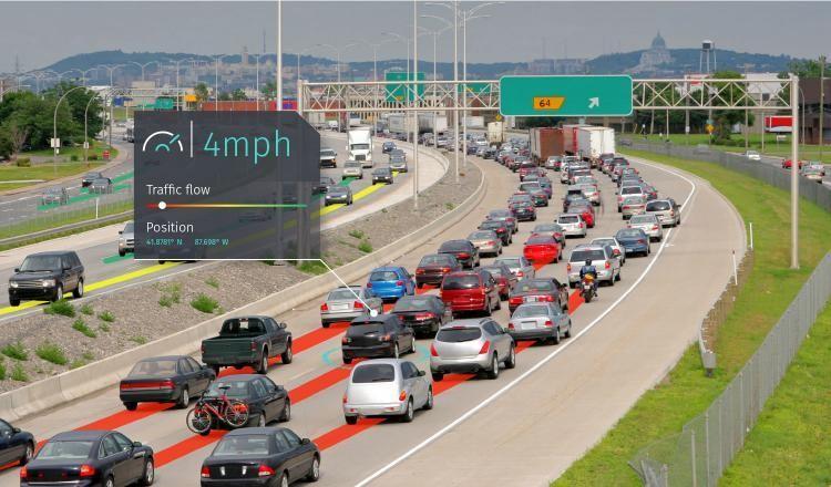 Seamless Traffic Flow